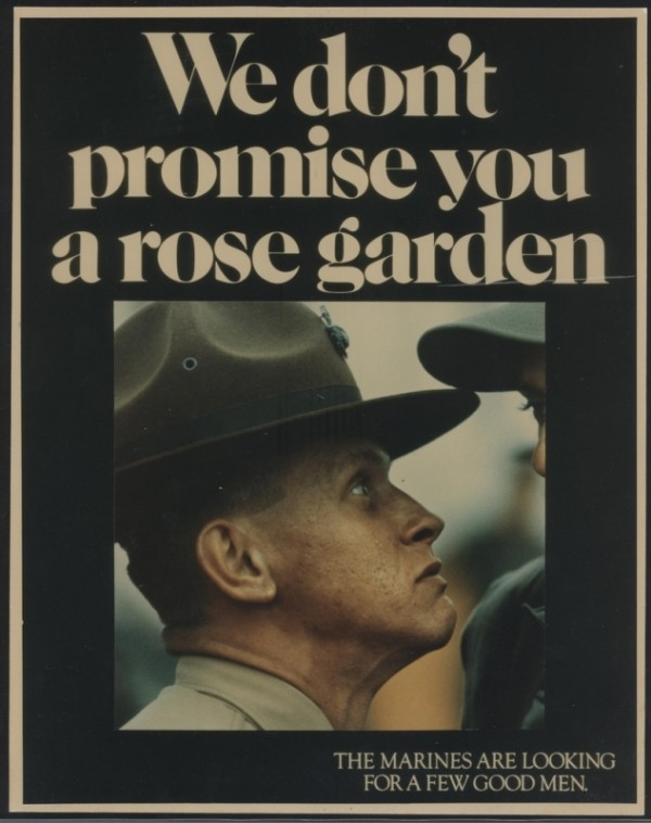 We Don\'t Promise You A Rose Garden
