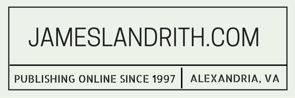 Official Website of James Landrith logo